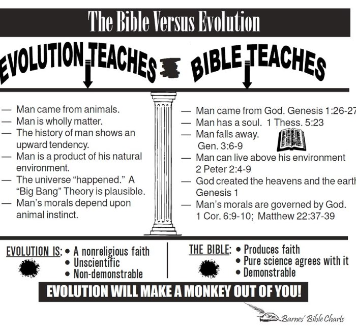Evolution is State Religion
