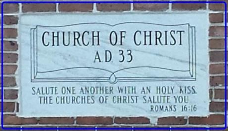 2018 church of christ name